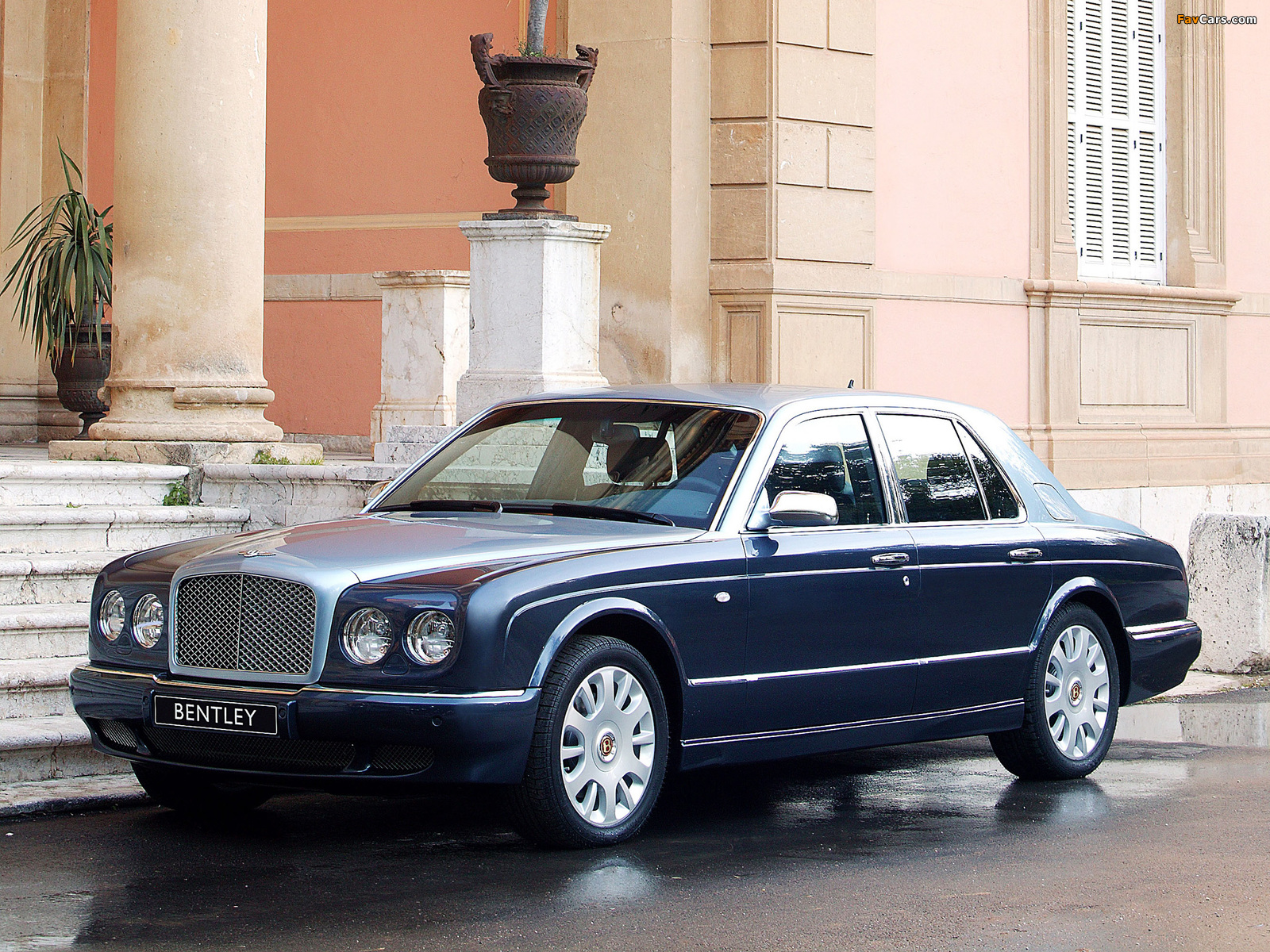 Pictures of Bentley Arnage R 2005–07 (1600 x 1200)