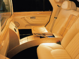 Pictures of Bentley Arnage Limousine 2005