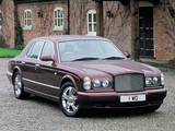 Bentley Arnage Red Label 1999–2002 wallpapers