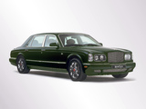 Bentley Arnage Red Label LWB Personal Commission 2001–02 wallpapers