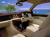 Bentley Arnage R 2002–04 wallpapers