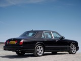 Bentley Arnage 2007–09 wallpapers
