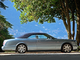 Bentley Azure 2007–08 pictures