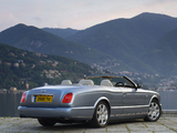 Bentley Azure UK-spec 2007–08 pictures