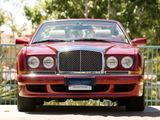 Images of Bentley Azure US-spec 1995–2002