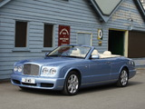 Images of Bentley Azure UK-spec 2007–08