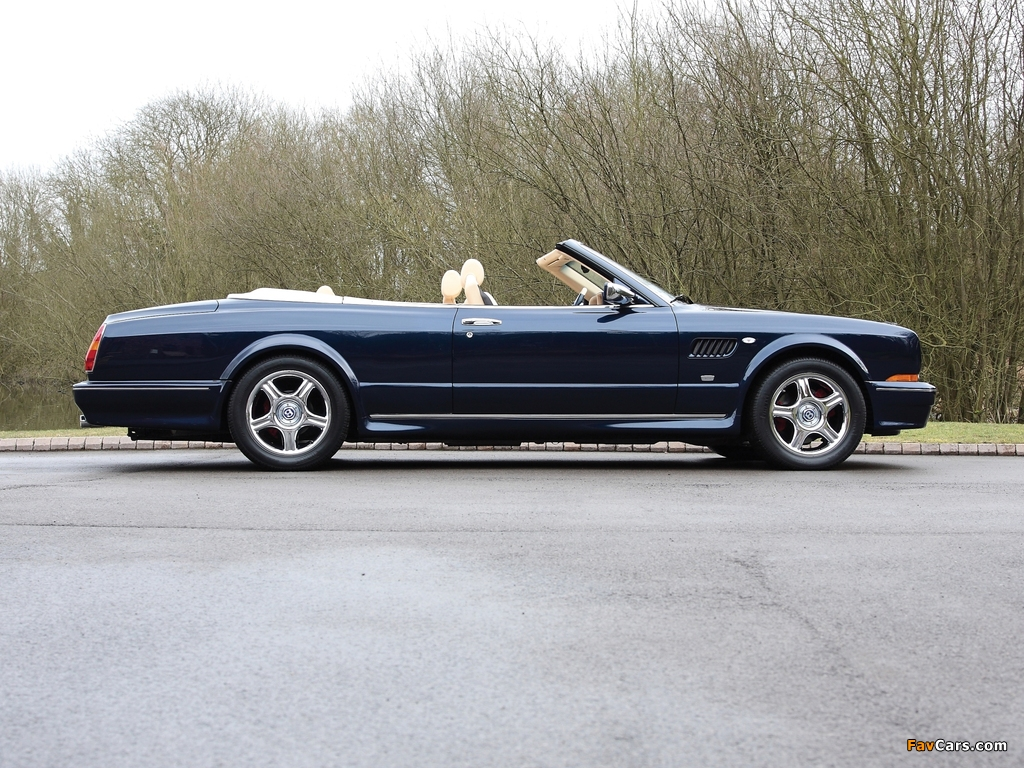 Photos Of Bentley Azure Le Mans Limited Edition 2002 1024x768