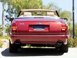 Pictures of Bentley Azure US-spec 1995–2002