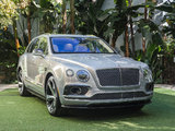 Bentley Bentayga First Edition 2015 wallpapers