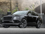 "Bentley Bentayga ""Diablo"" 2018 photos"
