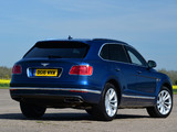 Images of Bentley Bentayga UK-spec 2016