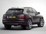 Photos of Bentley Bentayga Mulliner 2017