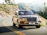 Pictures of Bentley Bentayga 2016