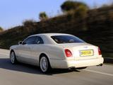 Bentley Brooklands 2007–09 images