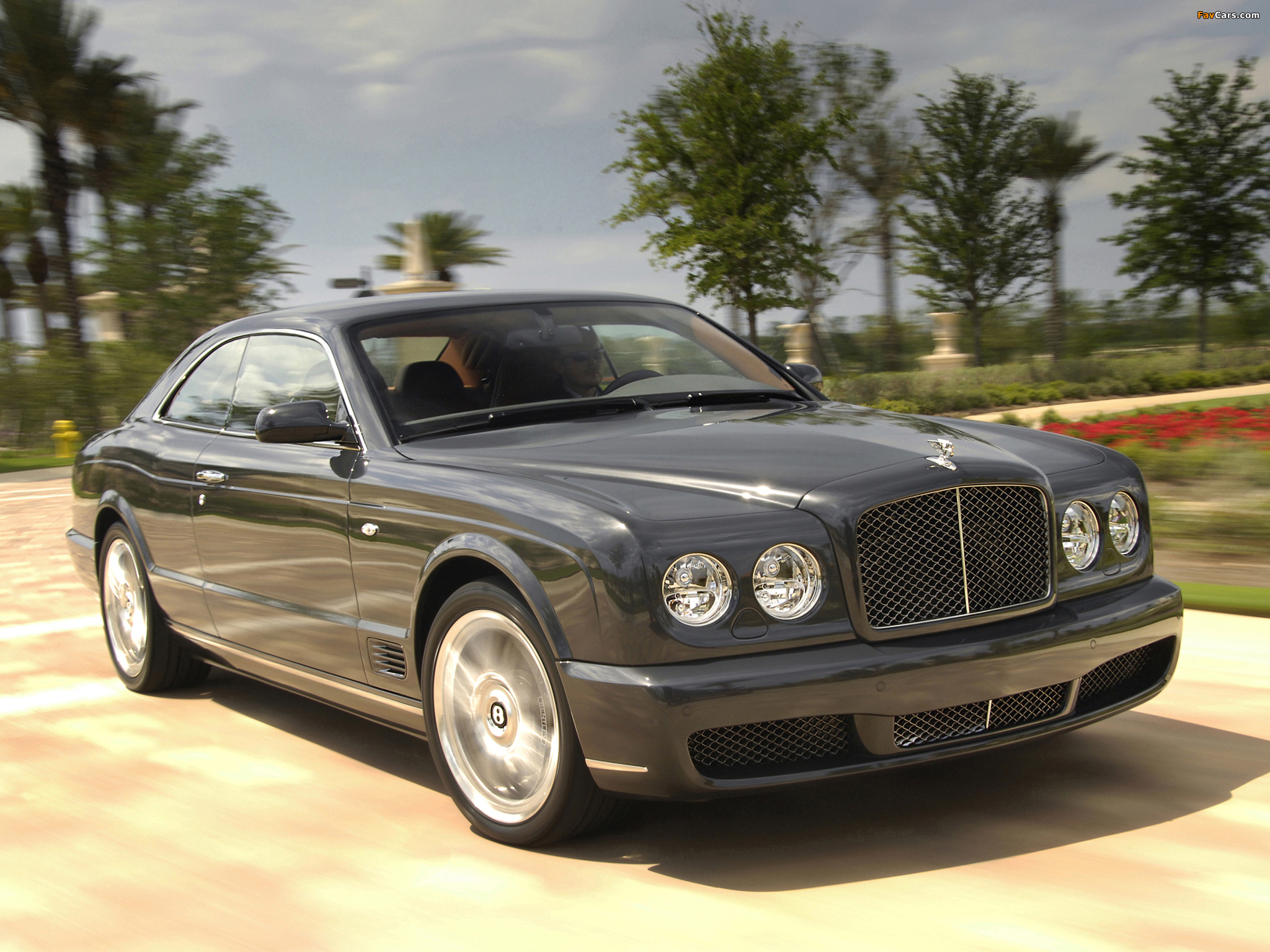 Images of Bentley Brooklands 2007–09 (2048 x 1536)