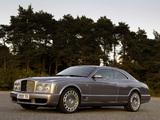 Photos of Bentley Brooklands 2007–09