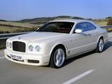 Pictures of Bentley Brooklands 2007–09