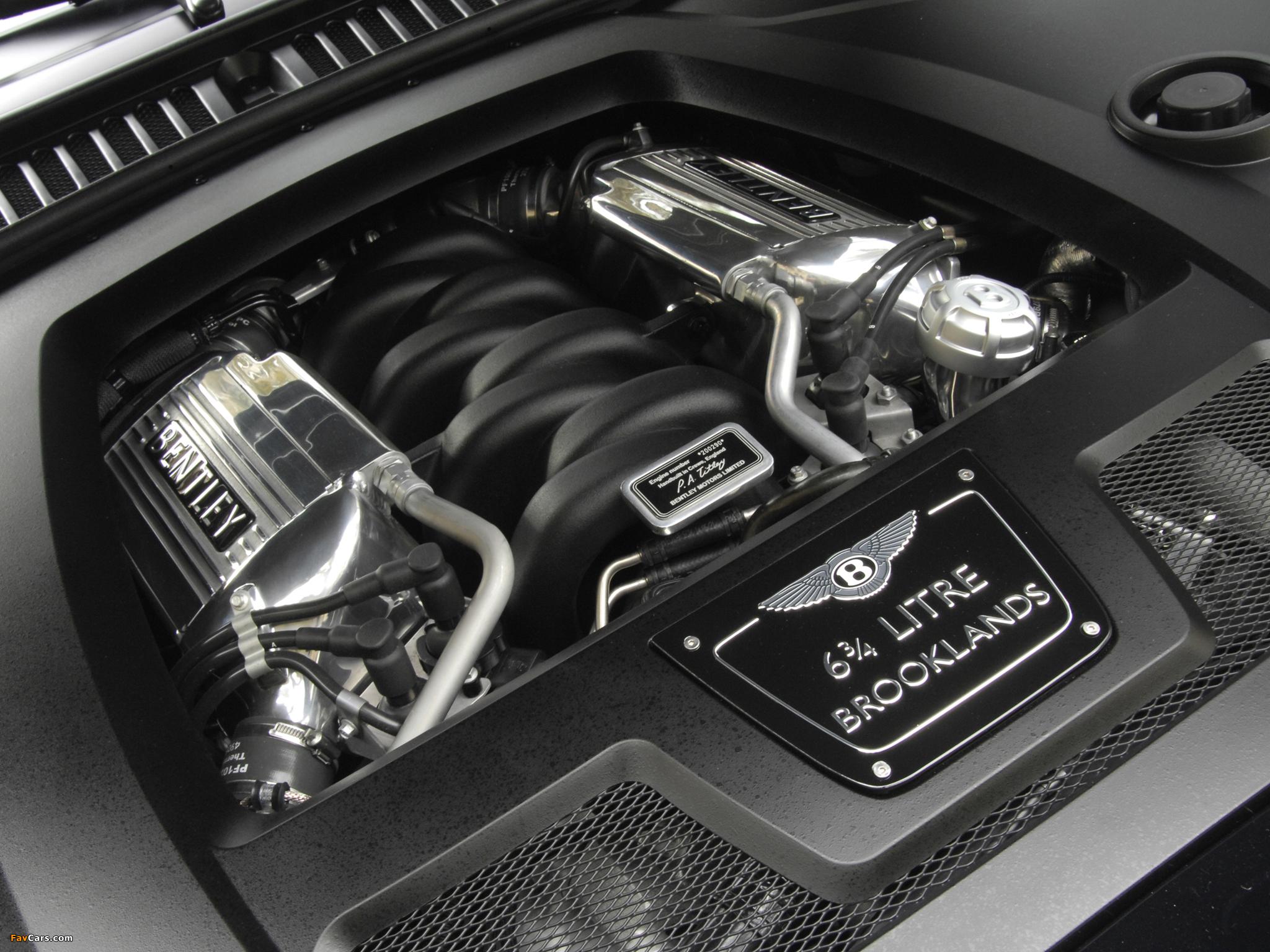 Pictures of Bentley Brooklands 2007–09 (2048 x 1536)
