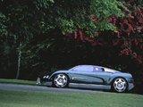 Bentley Hunaudieres Concept 1999 photos