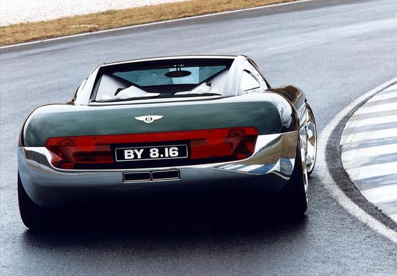 Bentley Hunaudieres Concept 1999 Pictures