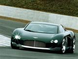 Bentley Hunaudieres Concept 1999 wallpapers