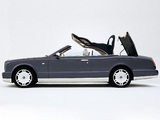 Bentley Arnage Drophead Coupe Concept 2005 photos