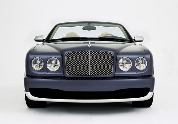 Bentley Arnage Drophead Coupe Concept 2005 Wallpapers