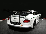 Bentley Continental GT3 Concept 2012 photos