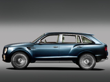 Bentley EXP 9 F Concept 2012 wallpapers