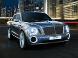 Images of Bentley EXP 9 F Concept 2012