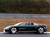 Photos of Bentley Hunaudieres Concept 1999