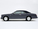Bentley Arnage Drophead Coupe Concept 2005 wallpapers