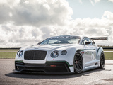 Bentley Continental GT3 Concept 2012 wallpapers
