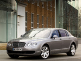 Bentley Continental Flying Spur 2005–08 photos