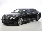 WALD Bentley Continental Flying Spur Black Bison Edition 2010 pictures