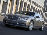 Bentley Flying Spur 2013 photos