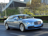 Bentley Flying Spur 2013 wallpapers