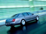 Bentley Continental Flying Spur 2005–08 images