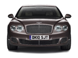Photos of Bentley Continental Flying Spur Speed China Special Edition 2010