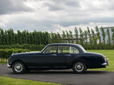 Pictures of Bentley S2 Continental Flying Spur by Mulliner 1959–62