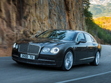 Pictures of Bentley Flying Spur 2013