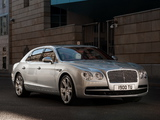 Pictures of Bentley Flying Spur V8 2014