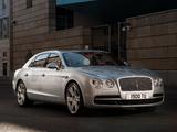 Pictures of Bentley Flying Spur V8 2014