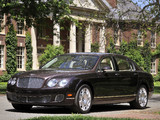 Bentley Continental Flying Spur 2008 wallpapers
