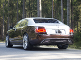 Mansory Bentley Continental Flying Spur 2014 wallpapers