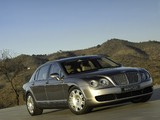Bentley Continental Flying Spur 2005–08 wallpapers