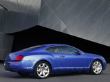 Bentley Continental GT Mulliner Driving Spec 2003–07 images