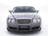 Bentley Continental GT 2003–07 images