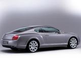 Bentley Continental GT 2003–07 pictures