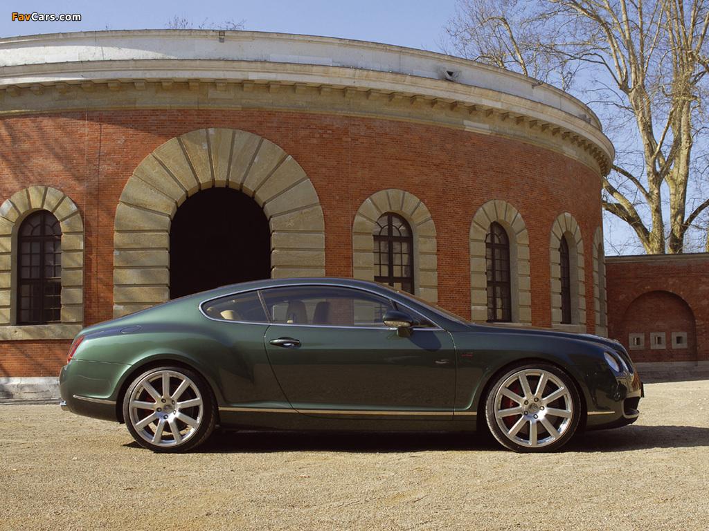 MTM Bentley Continental GT Birkin Edition 2006 images (1024 x 768)